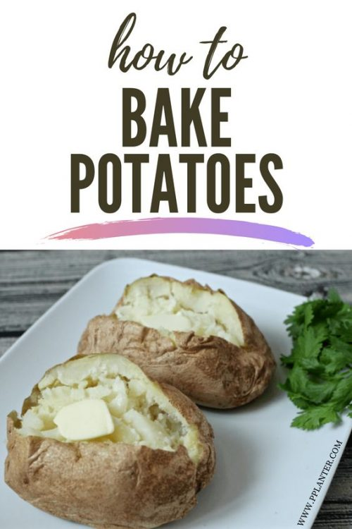 how-long-to-bake-potato