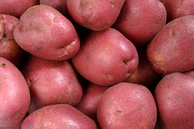 how-many-red-potatoes-in-a-pound