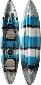 Vanhunks Voyager Deluxe Kayak