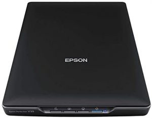 Epson Perfection V39 Document Scanner